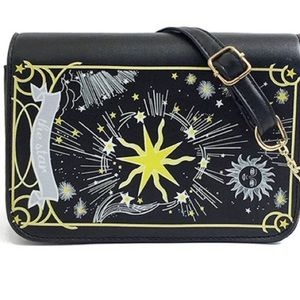 New tarot card purse - The Star Card